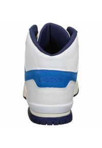Lacoste LIVE - Sneakers high - white/blue - 3