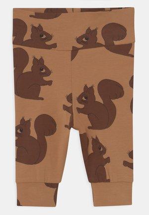 SQUIRREL - Pantalon classique - brown