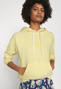 Polo Ralph Lauren - LOOPBACK - Sweatshirt - wicket yellow - 3