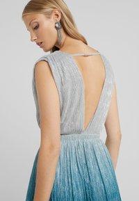 LIU JO - ABITO - Vestito elegante - ocean gard/platino - 4