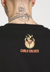 Carlo Colucci - FLAME - Sweatshirt - black - 4