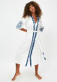 Trendyol - Day dress - white - 1