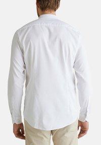 Esprit - MIT STEHKRAGEN - Shirt - white - 5