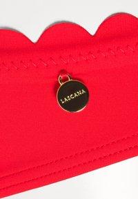 LASCANA - PANTS NORMAL - Bikini bottoms - red - 6