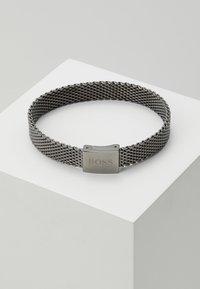 BOSS - ESSENTIALS - Bracelet - grey - 0