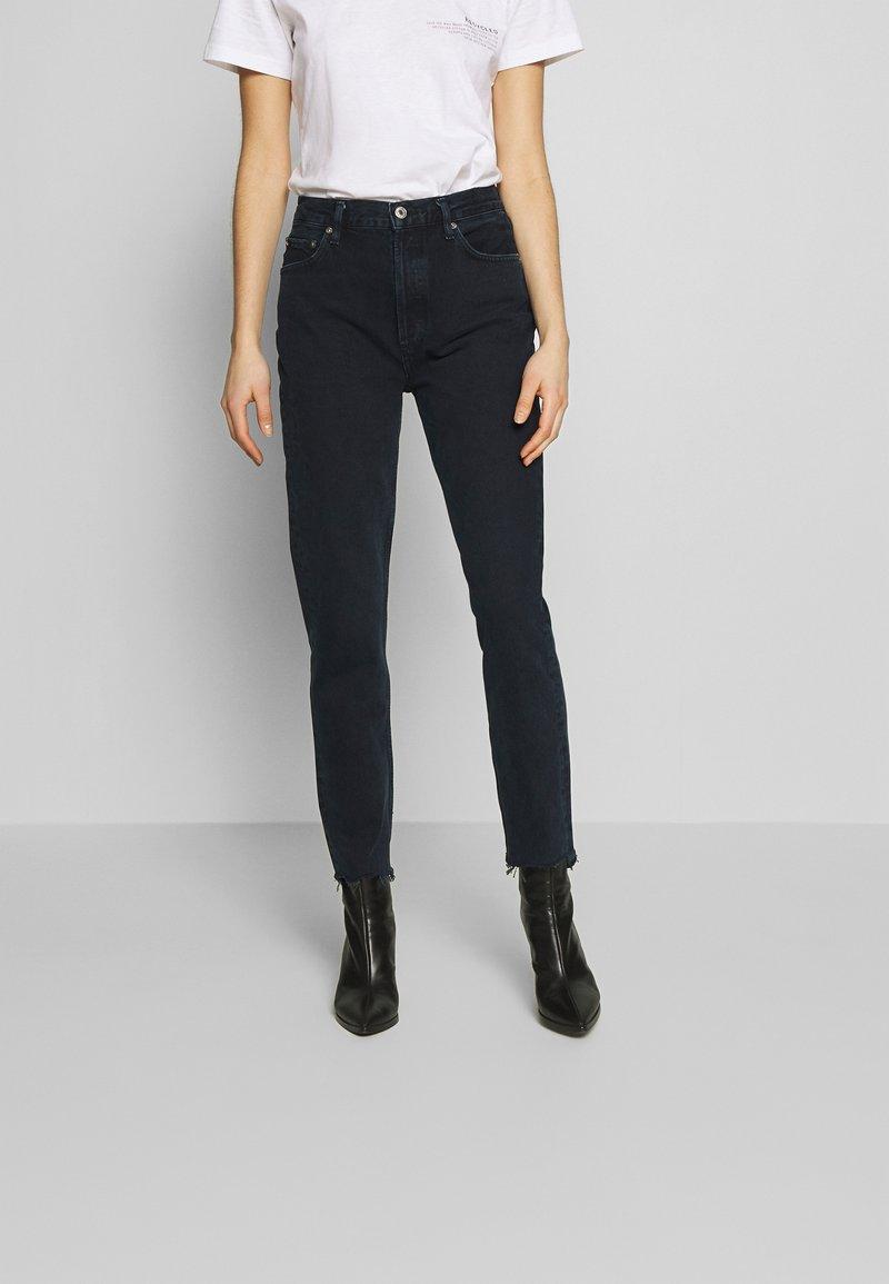 Agolde - REMY - Straight leg jeans - dark blue