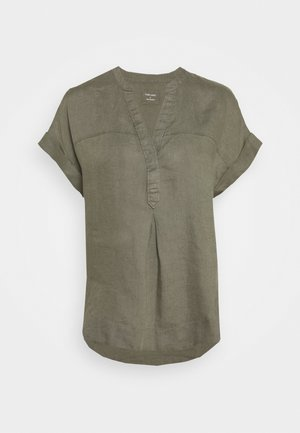 BLOUSE - T-shirt con stampa - khaki