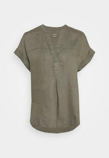 BLOUSE - Print T-shirt - khaki