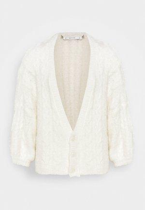 DOA CARDIGAN - Cardigan - off white