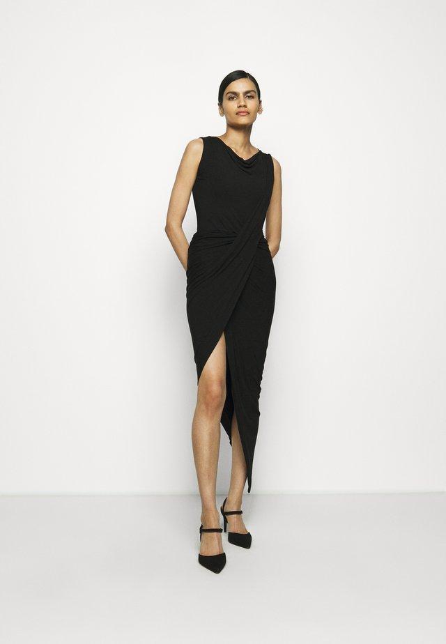 VIAN DRESS - Occasion wear - black