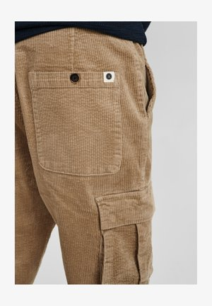 Cargo trousers - incense