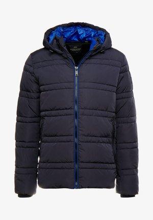 CLASSIC HOODED PRIMALOFT JACKET - Winter jacket - night