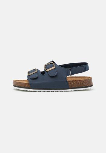 THEO UNISEX - Sandals - navy