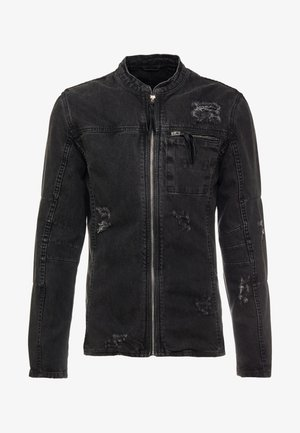 BETRAVER - Denim jacket - black used