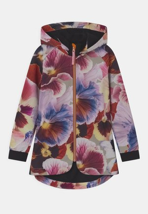 HILLARY - Soft shell jacket - light pink