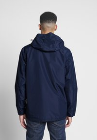 Barbour Beacon - MOUND JACKET - Tunn jacka - royal navy - 2