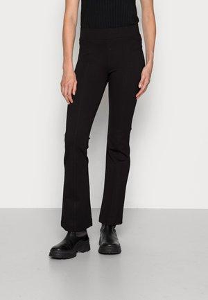 TROUSER BEATRIX - Trousers - black