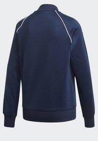 adidas Originals - PRIMEBLUE SST TRACK TOP - Training jacket - blue - 12
