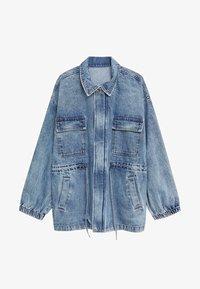 Mango - COLETTE - Denim jacket - medium blue - 7