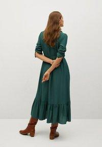 Mango - NOIR - Day dress - grün - 1