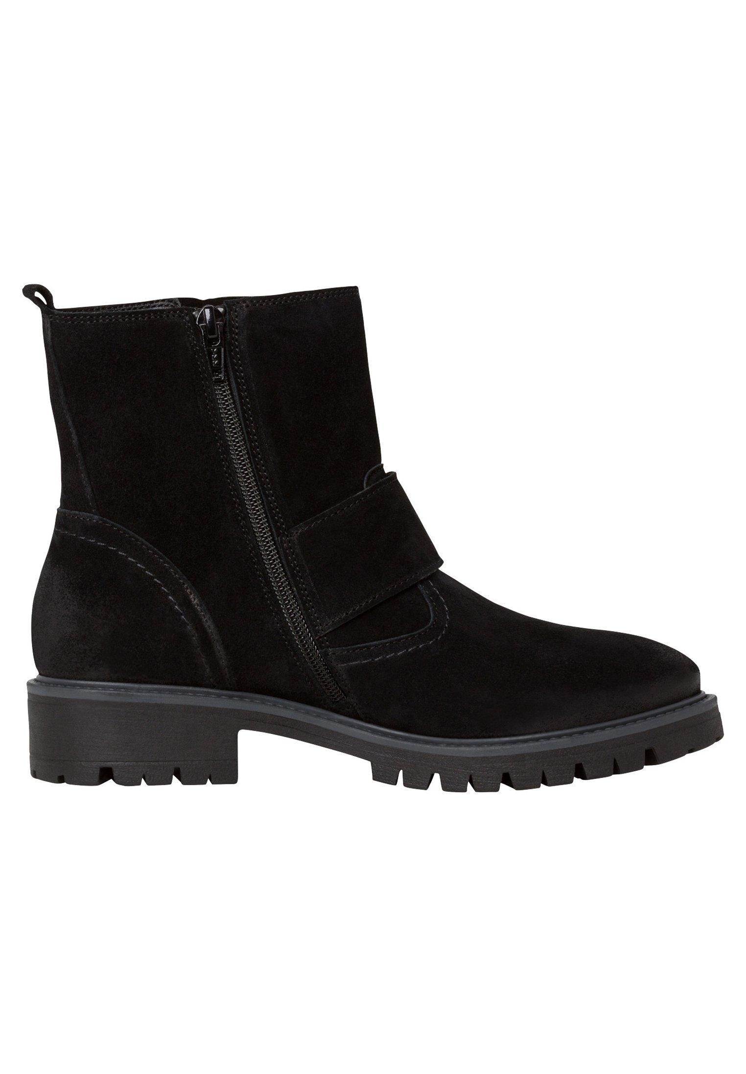 Tamaris Ankle Boot black uni/schwarz