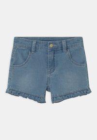 Hust & Claire - JOHANNA - Denim shorts - light-blue denim - 0