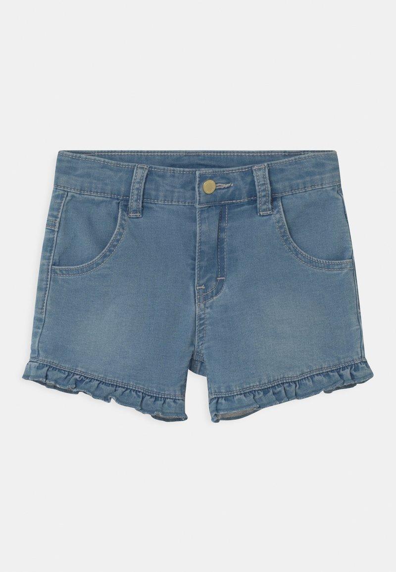 Hust & Claire - JOHANNA - Denim shorts - light-blue denim