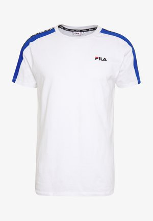 THANOS - T-Shirt print - bright white/surf the web