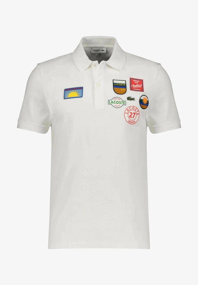 Lacoste - PH1842 - POLO MANCHES COURTES HOMME - Polo - weiss