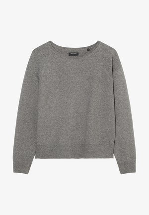 Jumper - middle stone melange