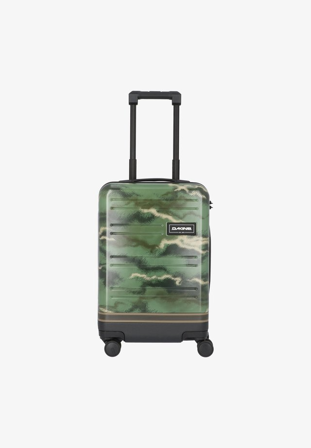 Wheeled suitcase - olive ashcroft camo