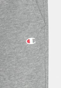 Champion - AMERICAN CLASSICS UNISEX - Teplákové kalhoty - mottled grey - 2