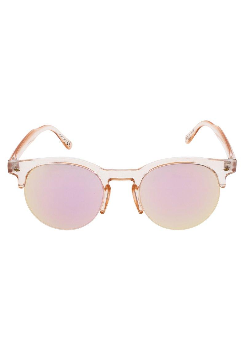 Icon Eyewear - MARTINE - Sluneční brýle - clear peach