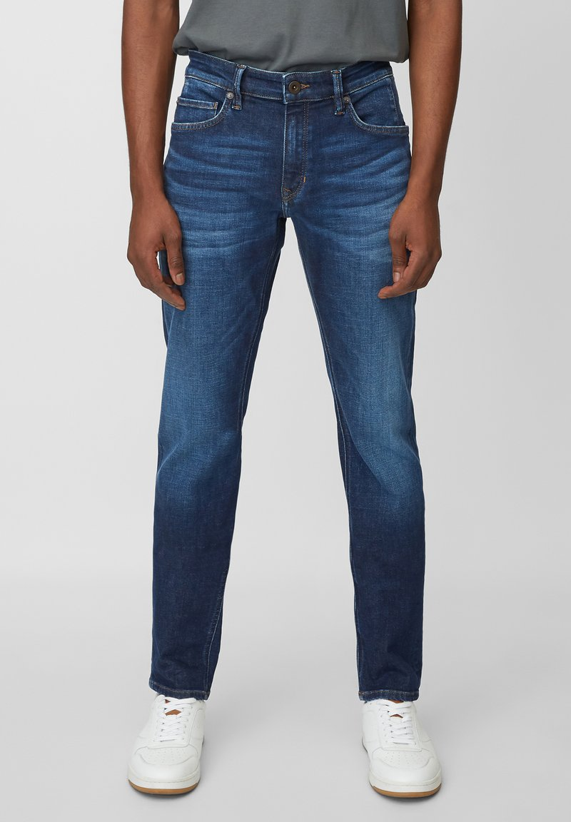 Marc O'Polo - Slim fit jeans - blue
