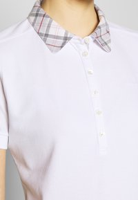 Barbour - MALVERN - Polo shirt - white/platinum - 4