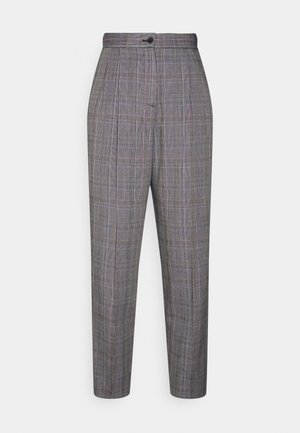 WOMENS TROUSERS - Trousers - grey