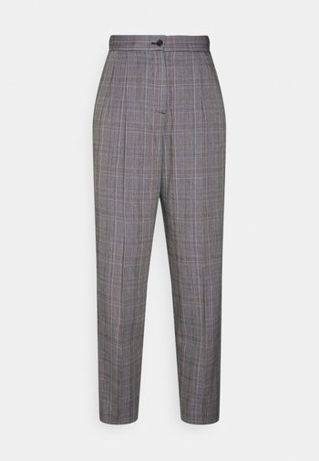 WOMENS TROUSERS - Pantaloni - grey