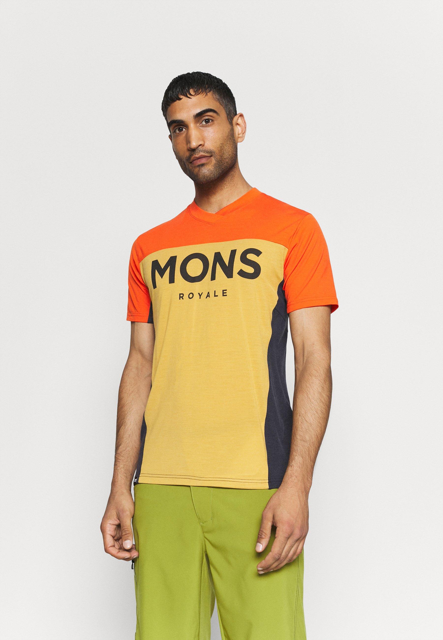 Men REDWOOD ENDURO - Print T-shirt