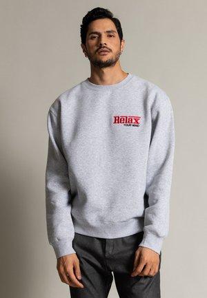 MIND - Sweatshirt - grau meliert