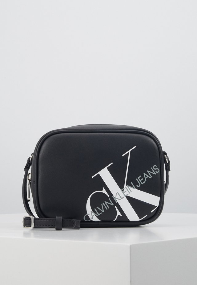 CAMERA BAG - Umhängetasche - black