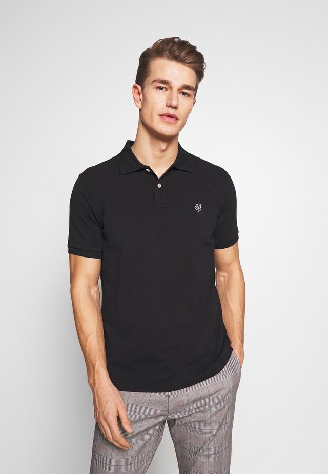 SLI - Polo shirt - black