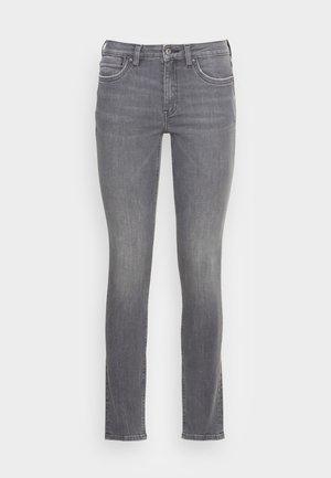 Jeans Skinny - grey medium wash