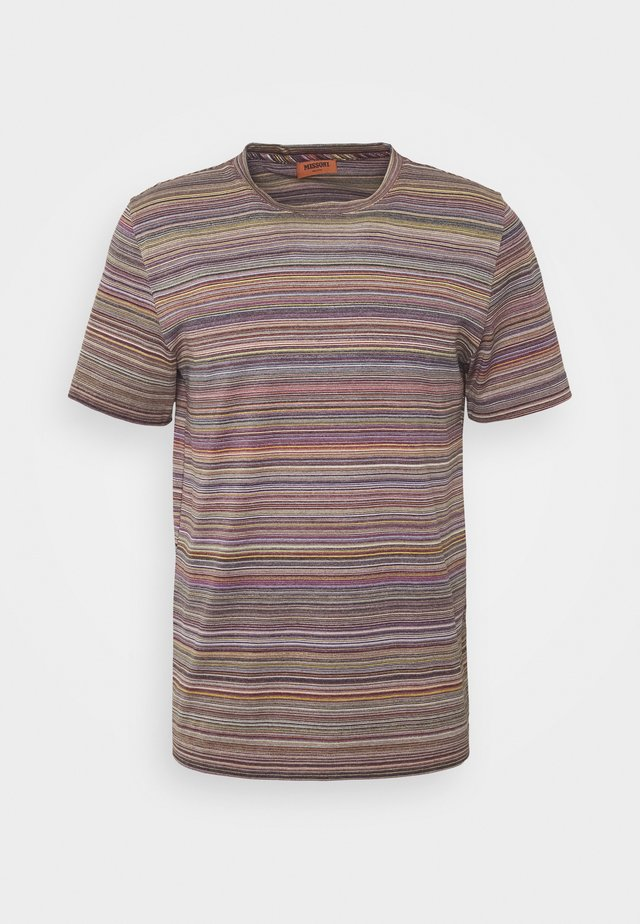 SHORT SLEEVE - T-Shirt print - multi-coloured