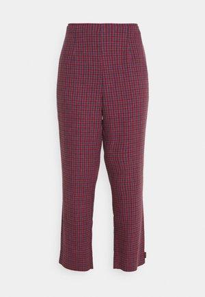 RYDER - Kalhoty - red
