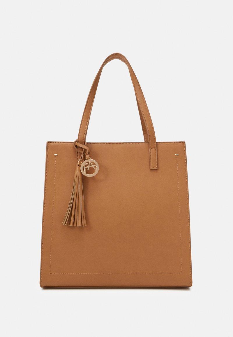 Anna Field - Tote bag - light brown