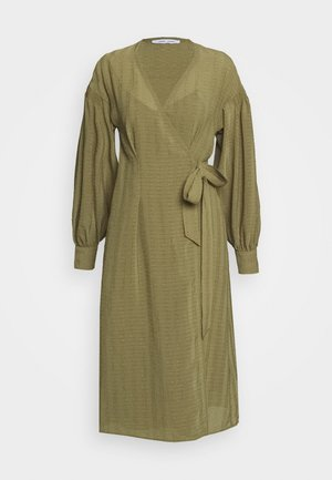 MERRILL DRESS - Day dress - air khaki