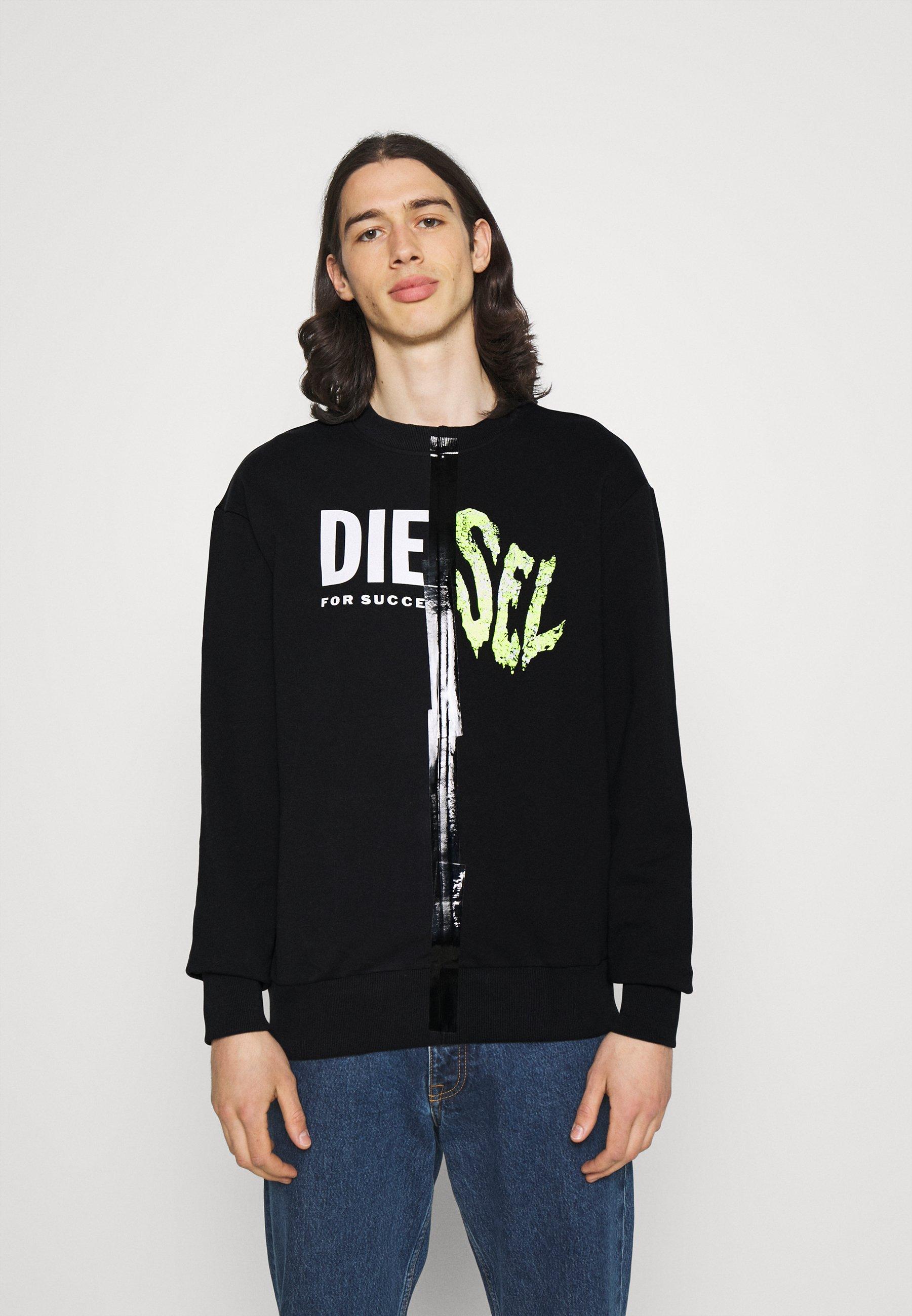Men BIAY SPLIT - Sweatshirt