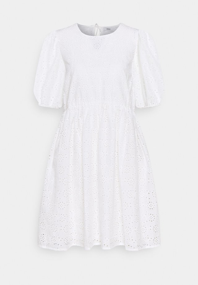 ENBUTTERCUP DRESS - Vardagsklänning - white