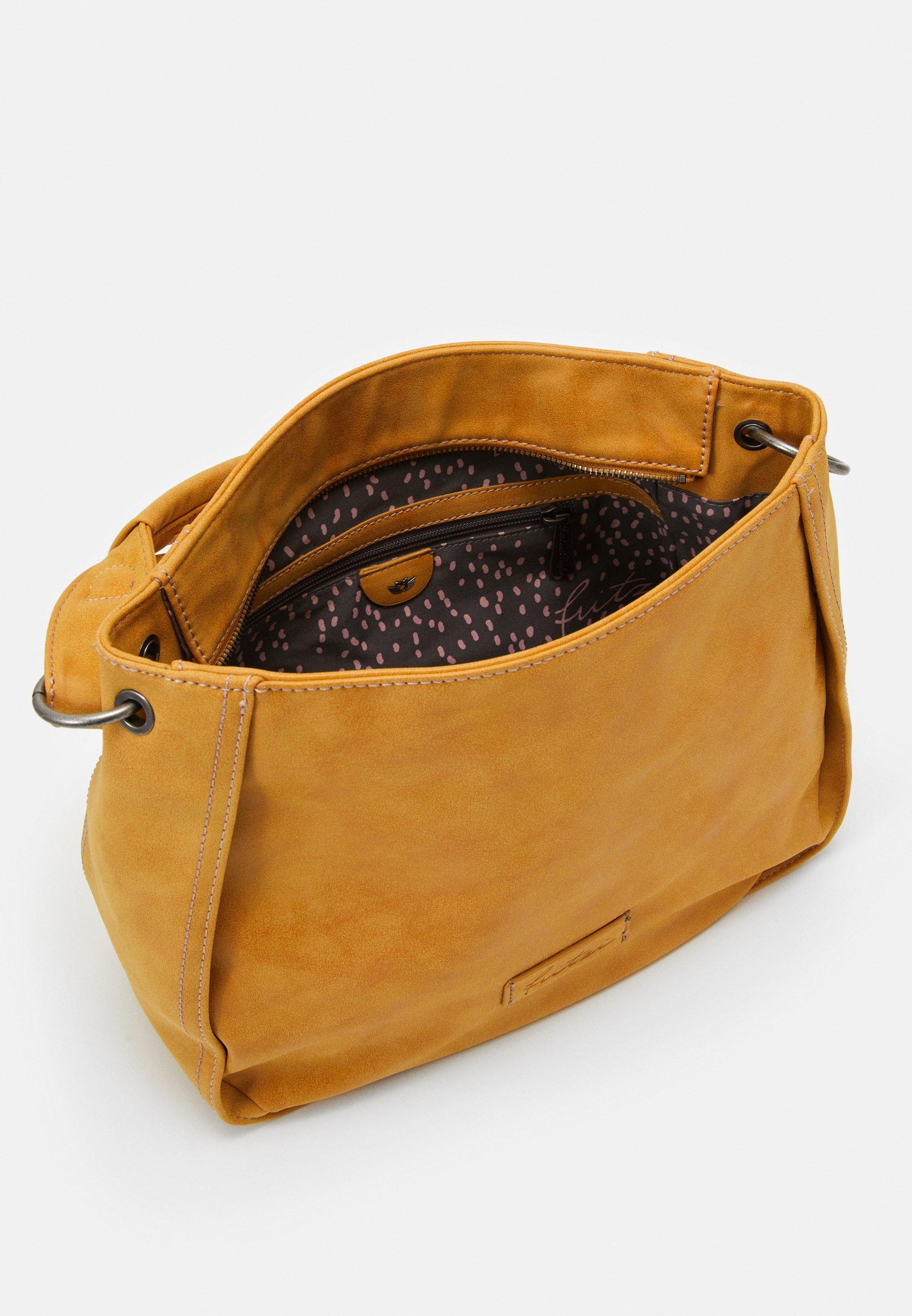 Cheapest Outlet Fritzi aus Preußen SET - Tote bag - honey mustard   women's accessories 2020 NFyzk