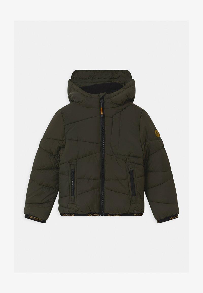 OVS - PADDED HOOD - Winter jacket - beetle